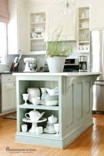 b q kitchen islands remodelando la casa diy big farmhouse wall for 30