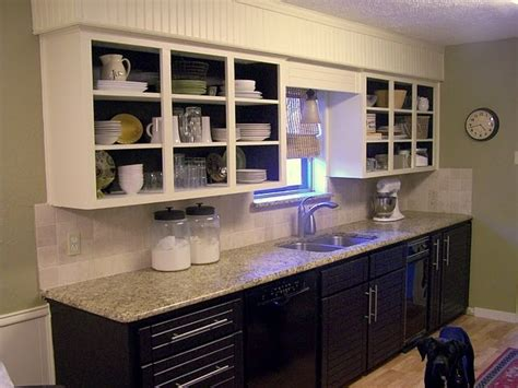 interesting kitchen soffit makeovers curbly diy