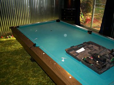 how to refelt a pool table refelting a pool table an exact how to diy guide