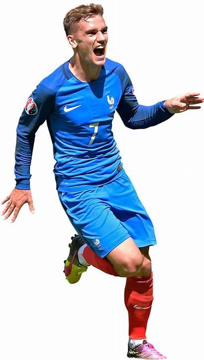 Griezmann Render Antoine France Footyrenders