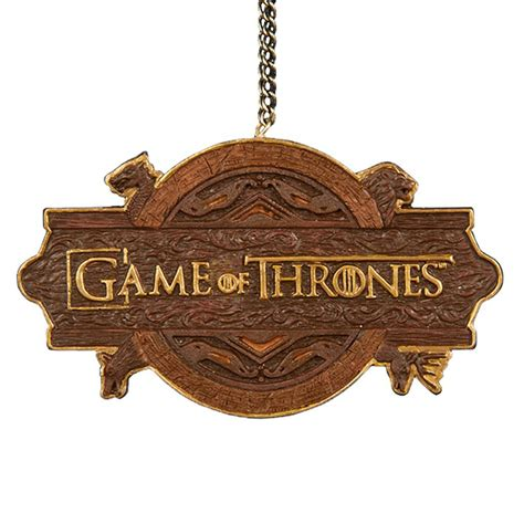 game  thrones christmas decorations