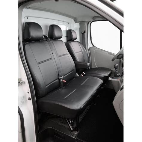 siege auto utilitaire housse de siège sur mesure simili pour voiture utilitaire