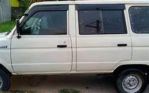 White Toyota Tamaraw 2002 For Sale In Manila