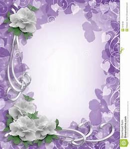 Lavender Border | Image and illustration composition white ...