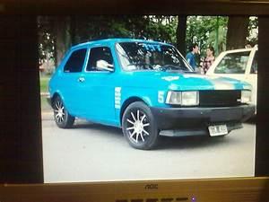 Dibuje Un Fiat 147 Y Un Super Europa - 147santi