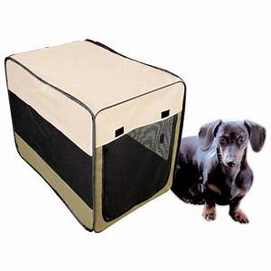 sportsman portable pet kennel for small size dogs 801385 With portable dog kennels home depot