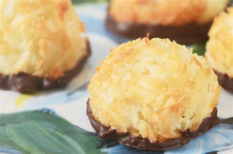 coconut macaroons recipe video joyofbakingcom video