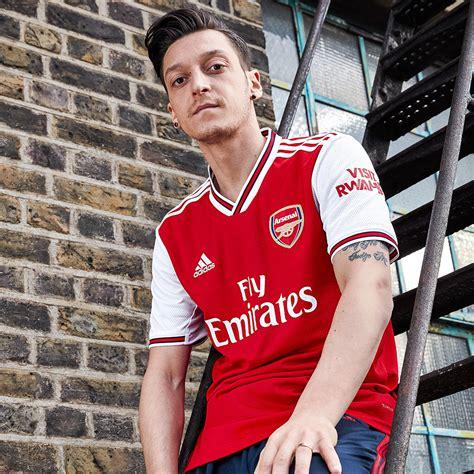 Aubameyang Arsenal Shirt