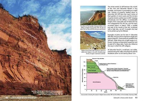 Geology Of The Jurassic Coast The Red Coast Revealed