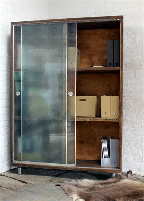 Stationary Cupboard by Wilkinson Reclaimed Wood Stationery Cupboard By