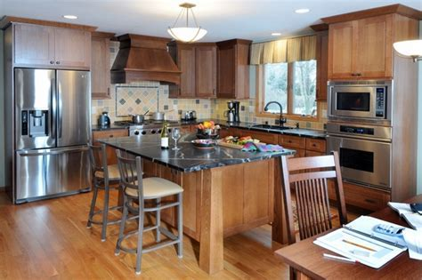 Craftsman kitchen design ? what is typical for the