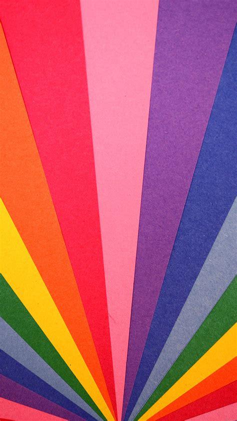 va rainbow light pattern papersco