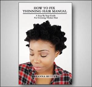 How To Fix Thinning Hair Manual  Pdf Download