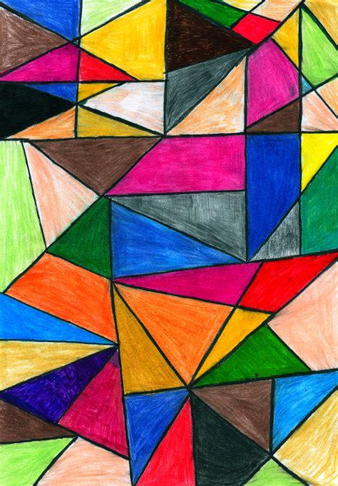 Assuntos da Ana: Arte Abstrata