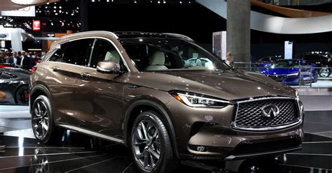 Infiniti Photo by 2019 Infiniti Qx50 Official Photos Details Specs And