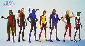 Young Justice Season 3: Release Date, Character Details ...