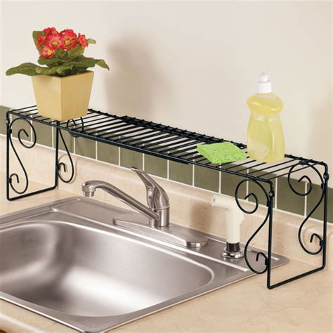 over the sink shelf organizer page not found