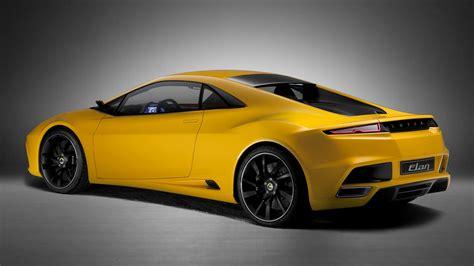 Lotus Elan Concept 2018 Wallpapers And Hd Images Car Pixel