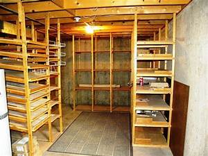 Nice Basement Storage Ideas for Your Home - HomeStyleDiary com