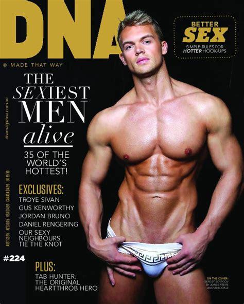 dna magazine august