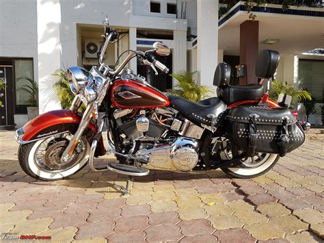 Harley Davidson Heritage Softail Review by Harley Davidson Heritage Softail Classic Flstc The