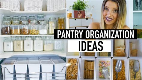 kitchen organization ideas budget pantry organization ideas pantry makeover on a budget
