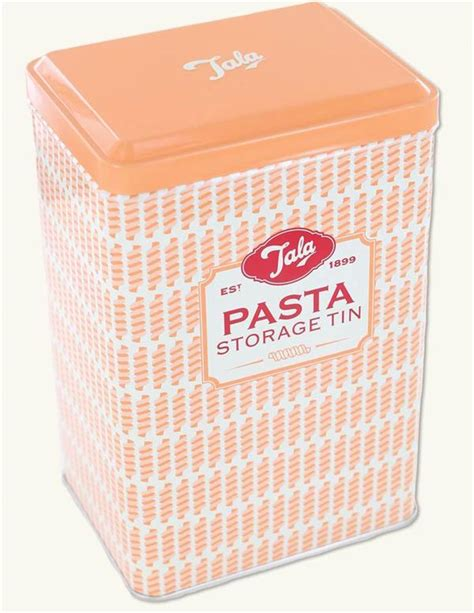retro storage tins kitchen retro pasta storage tin nostalgic kitchen tin 4831