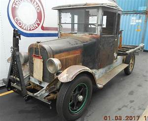 Patina Or Paint  1923 Graham Brothers Truck