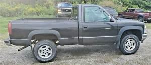 1991 Chevrolet K1500 1500 Regular Cab Short Bed V8 5 Speed
