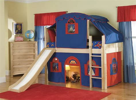 Eliminate Boredom From The Room Of Your Kids-kidsbunkbed.in