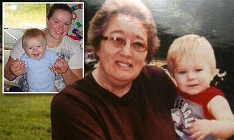suicide note left  grandmother debra dennison  shot
