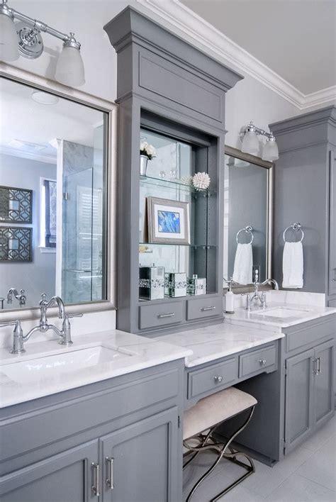 bathroom makeup vanities ideas  pinterest