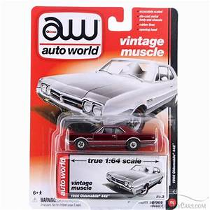 World Auto : 1966 oldsmobile 442 auto world aw64042a 1 64 scale diecast model car chase car ~ Gottalentnigeria.com Avis de Voitures