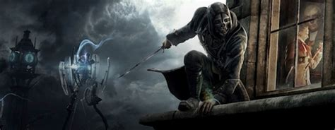 Dishonored Studies Stealth In Latest Gameplay Trailer