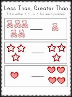 HD wallpapers kindergarten worksheets greater than less than ...