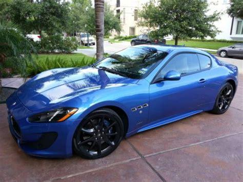 Find Used 2013 Maserati Gran Turismo Sport In Houston