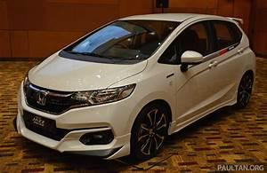 Honda Jazz Hybride 2017 : honda jazz facelift 2017 prototaip mugen dengan kit badan aksesori pertama kali ditampilkan ~ Gottalentnigeria.com Avis de Voitures