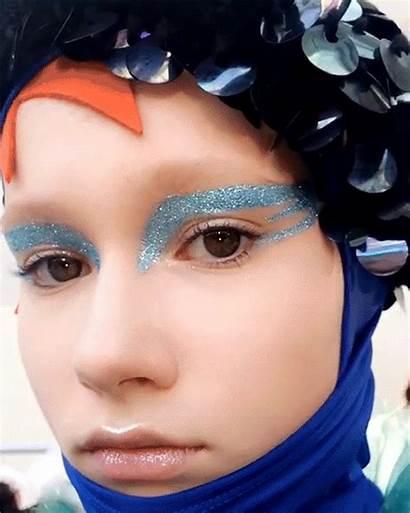 Margiela Makeup Maison Beauty Vogue Glittering Otherworldly