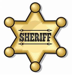 Sheriff Star - Cliparts.co
