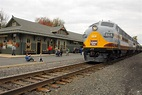 Steamtown National Historic Site runs fall foliage train ...