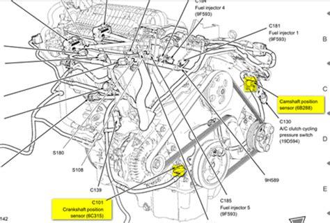 solved    pcv valve locate    ford