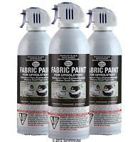 Car Upholstery Spray Paint by Upholstery Fabric Spray Paint 6 Pack Black Car Auto Rv