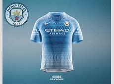 Manchester City 20172018 Concept Kit by Mascariano on