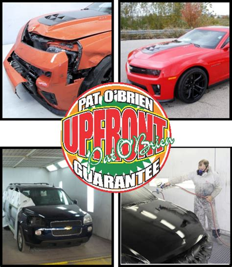 body shop  westlake chevy auto repair pat obrien