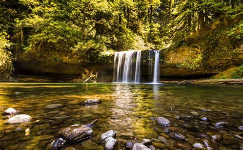 wallpaper  screensavers  waterfall