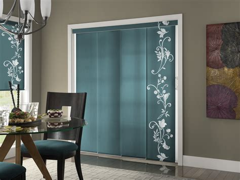 draperies for sliding glass doors home design
