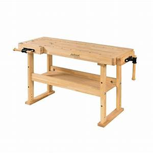 Signature Development 72 in Fold-Out Wood Workbench