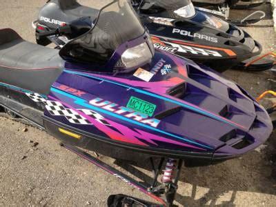 polaris ultra spx  sale  snowmobile classifieds