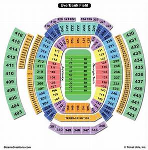 Tiaa Bank Field Seating Chart Seating Charts Tickets