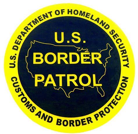 Resultado de imágenes de logo border patrol